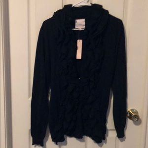 Romeo and Juliet couture cardigan